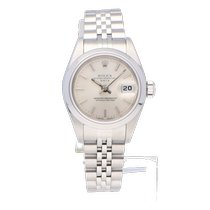 Rolex Oyster Perpetual Lady Date Blue