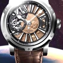 Louis Moinet Steel 44mm Louis Moinet new United States of America, Texas, McAllen