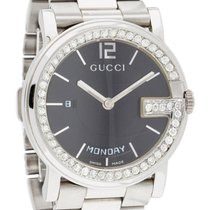 Gucci Steel Quartz 101M pre-owned United States of America, New York, New York