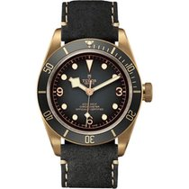 Tudor Black Bay Bronze new Automatic Watch with original box and original papers M79250BA-0001