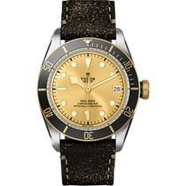 Tudor Black Bay S&G new Automatic Watch with original box and original papers M79733N-0003