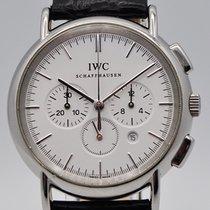 IWC Portofino Chronograph Acero 38mm Blanco España, Sevilla