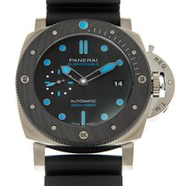 Panerai Luminor Submersible new Automatic Watch with original box and original papers PAM 00799