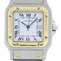 Cartier Santos Galbée Very good Steel 29mm Automatic United States of America, New York, New York