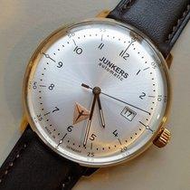 Junkers Bauhaus Steel 40mm Silver Arabic numerals