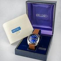 Seiko Steel 39mm Automatic 6106-8237 pre-owned Australia