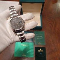 Rolex Datejust II 116300 Gut Stahl Automatik