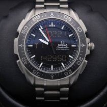 Omega Speedmaster Skywalker X-33 Titanyum 45mm