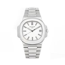 Patek Philippe Nautilus Steel 40mm White No numerals United States of America, Pennsylvania, Bala Cynwyd