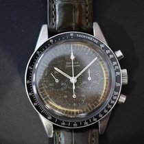 Omega Speedmaster Professional Moonwatch Сталь 40mm Черный Без цифр
