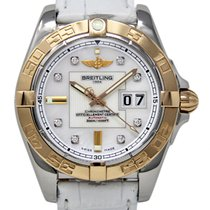 Breitling Galactic 41 Steel 41mm Mother of pearl United States of America, Florida, Miami