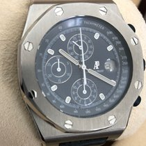 Audemars Piguet Royal Oak Offshore Chronograph Steel 40mm Blue United Kingdom, Newark
