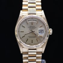 Rolex 18038 Yellow gold 1987 Day-Date 36 36mm pre-owned