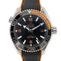 Omega Seamaster Planet Ocean Сталь 43.5mm Черный