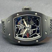 Richard Mille RM 035 RM035 AL ALMG Muito bom Alumínio 48mm Corda manual