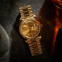 Rolex Day-Date 40 228238 Nenošeno Zuto zlato 40mm Automatika