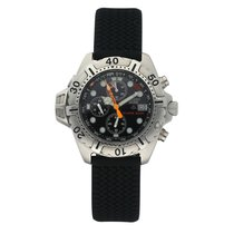 Citizen Steel 40mm Chronograph B741-S012805 pre-owned United States of America, Florida, Sarasota