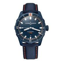 Ulysse Nardin 8163-175LE/93-BLUESHARK Steel new