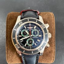 Breitling Superocean Chronograph M2000 Black