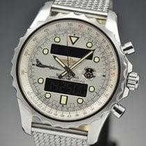 Breitling Chronospace Steel 48mm Silver Arabic numerals United States of America, Arizona, Scottsdale