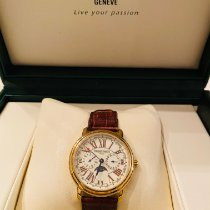 Frederique Constant Classics Business Timer pre-owned 40mm