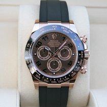 Rolex 116515 Or rose Daytona 40mm nouveau