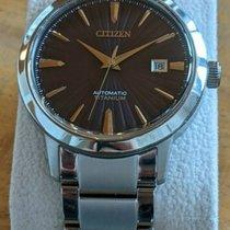 Citizen Titan 41mm Automatik NJ2180-89L neu Deutschland, Saar