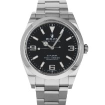 Rolex Explorer Steel 39mm Black Arabic numerals United States of America, Maryland, Baltimore, MD