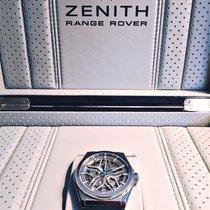 Zenith Titan Automatik Transparent 41mm neu Defy