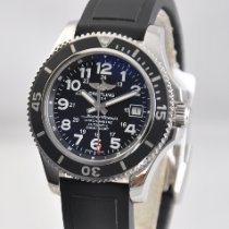 Breitling Superocean II 42 Steel 42mm Black Arabic numerals United States of America, Ohio, Mason