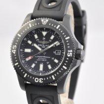 Breitling Superocean 44 Steel 44mm Black Arabic numerals United States of America, Ohio, Mason