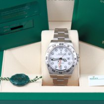 Rolex Explorer II Steel 42mm White No numerals United States of America, California, Los Angeles