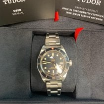 Tudor M79030N-0001 Steel 2021 Black Bay Fifty-Eight 39mm new United States of America, New York, new york