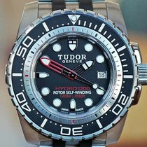 Tudor Hydronaut Steel 45mm Black United States of America, Missouri, Chesterfield