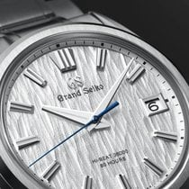Seiko Grand Seiko Steel 40mm Silver