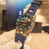 ZRC Титан Автоподзавод Синий Aрабские 42mm новые