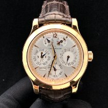 Jaeger-LeCoultre Master Eight Days Perpetual Roségold Silber