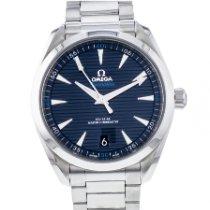 Omega Seamaster Aqua Terra occasion 41mm Date Acier