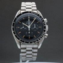 Omega 3592.50 Ocel 1991 Speedmaster Professional Moonwatch 42mm použité