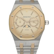 Audemars Piguet 25594SA Steel Royal Oak Day-Date 36mm pre-owned United States of America, New York, New York