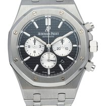 Audemars Piguet 26331ST.OO.1220ST.02 Steel 2017 Royal Oak Chronograph 41mm pre-owned United States of America, New York, New York