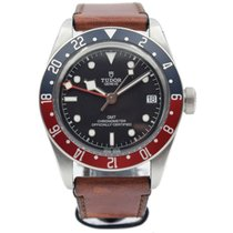 Tudor Black Bay GMT pre-owned