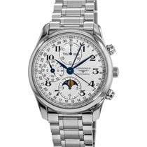 Longines L2.673.4.78.6 Steel Master Collection 40mm new United States of America, New York, Brooklyn