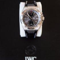 IWC Ingenieur Chronograph Racer Stahl Grau Deutschland, Baden-Baden
