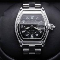 Cartier Roadster W62002V3 Muy bueno Acero 36mm