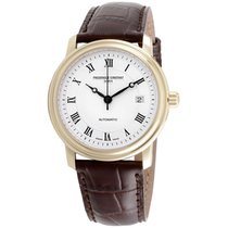 Frederique Constant Classics Automatic Steel 40mm Silver Roman numerals United States of America, New Jersey, Somerset
