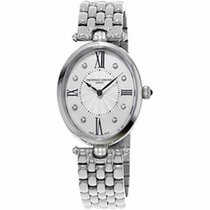 Frederique Constant Classics Art Deco Steel 34mm Roman numerals United States of America, New Jersey, Somerset