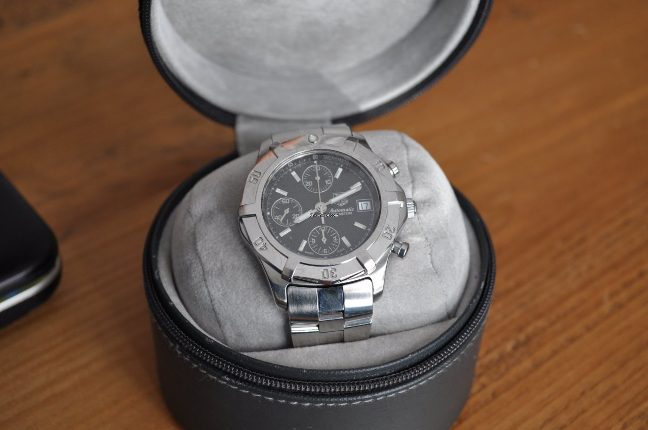 TAG Heuer 2000 CN2111 2002 pre-owned