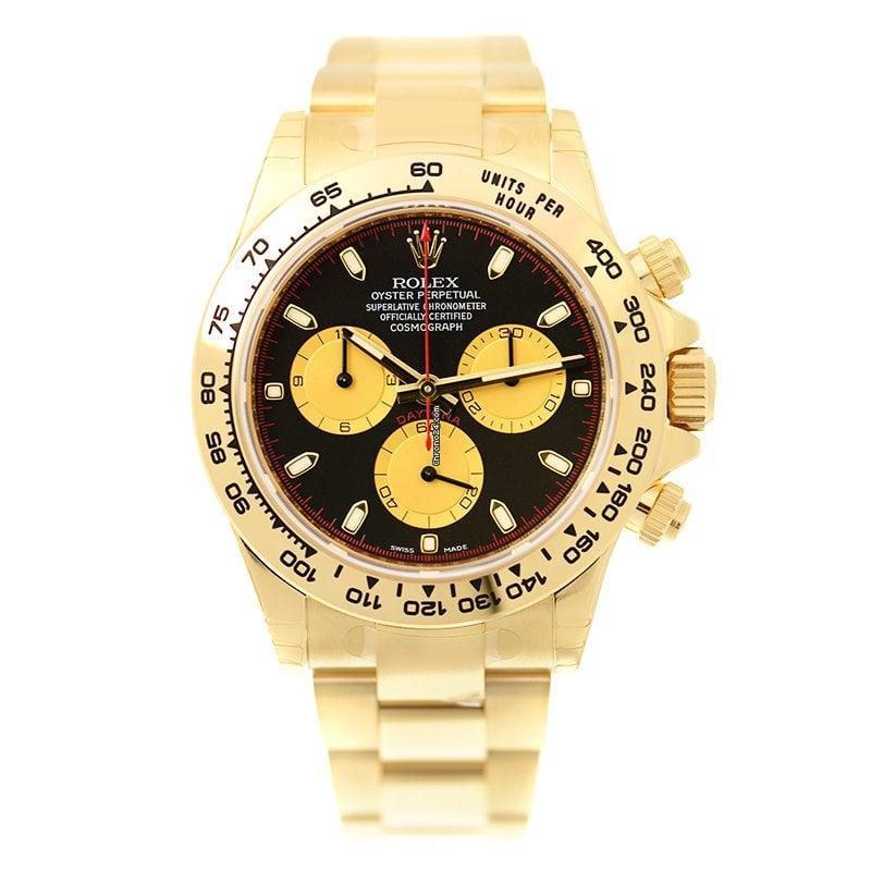 Rolex Daytona 116508 новые
