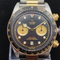 Tudor Black Bay Chrono Gold/Steel 41mm Black United States of America, Kentucky, Nicholasville